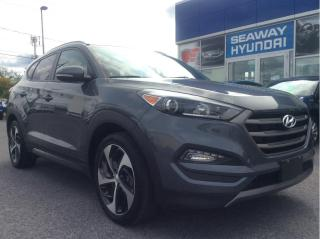 Used 2016 Hyundai Tucson 1.6T Premium AWD - Bluetooth - Backup Camera for sale in Cornwall, ON