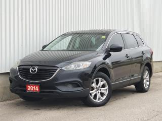 Used 2014 Mazda CX-9 AWD|Leather|Navi|7 Passenger for sale in Mississauga, ON