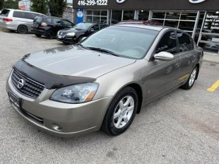 Used 2006 Nissan Altima S for sale in Scarborough, ON