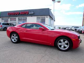Used 2011 Chevrolet Camaro LS Coupe 6 Speed Manual Certified for sale in Milton, ON