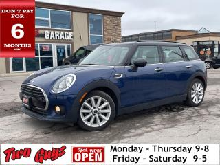 Used 2016 MINI Cooper Clubman Clubman | Auto | New Tires | Panoroof | Bluetooth for sale in St Catharines, ON