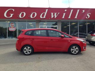 Used 2016 Kia Rondo LX! CLEAN CARFAX! HEATED SEATS! BACKUP SENSOR! for sale in Aylmer, ON