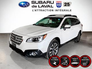 Used 2017 Subaru Outback 2.5i Limited **Cuir, Nav, Toit** for sale in Laval, QC