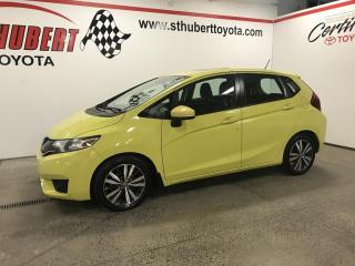 Used 2016 Honda Fit HB EX, TOIT OUVRANT for sale in St-Hubert, QC