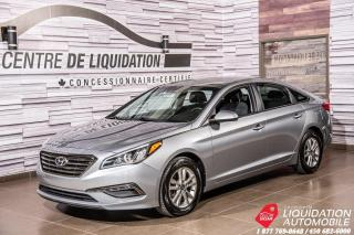 Used 2017 Hyundai Sonata GL+MAGS+BANC CHAUFFANTS+GR ELECTRIQUE+AIR CLIM for sale in Laval, QC