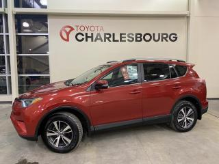 Used 2017 Toyota RAV4 XLE - Automatique - Toit ouvrant for sale in Québec, QC
