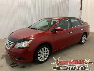 Used 2014 Nissan Sentra A/C Bluetooth Automatique for sale in Trois-Rivières, QC