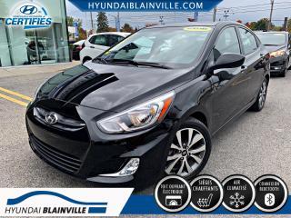 Used 2016 Hyundai Accent SE DÉMARREUR À DISTANCE, TOIT, MAGS, BLU for sale in Blainville, QC