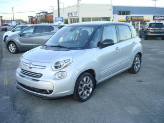 Used 2014 Fiat 500 L Sport for sale in Thetford Mines, QC