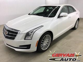 Used 2015 Cadillac ATS Luxury AWD Cuir Toit Ouvrant Mags for sale in Shawinigan, QC