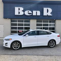 Used 2020 Ford Fusion Titanium for sale in Steinbach, MB