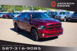 New 2020 RAM 1500 Classic Express | RamBox | Remote Start | Heated Seats for sale in Medicine Hat, AB