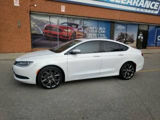 Used 2015 Chrysler 200 S for sale in Mississauga, ON