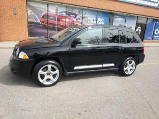 Used 2007 Jeep Compass LIMITED for sale in Mississauga, ON