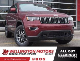 New 2020 Jeep Grand Cherokee Laredo for sale in Guelph, ON
