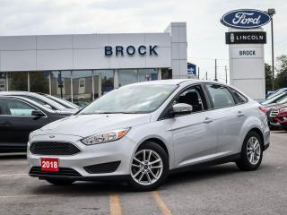Used 2018 Ford Focus SE for sale in Niagara Falls, ON