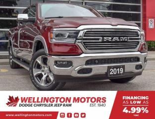 Used 2019 RAM 1500 Laramie | RamBox | Crew Cab | Warranty !! for sale in Guelph, ON