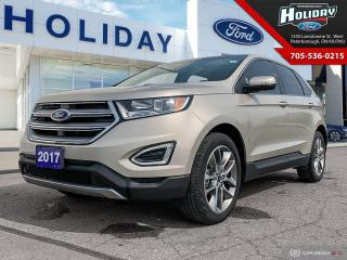 Used 2017 Ford Edge Titanium for sale in Peterborough, ON