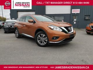 Used 2015 Nissan Murano SV for sale in Kingston, ON