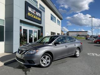 Used 2016 Nissan Sentra 4DR SDN CVT S for sale in St-Georges, QC