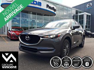 Used 2017 Mazda CX-5 GS AWD ** GARANTIE 10 ANS ** VUS léger et polyvalent, incroyablement robuste, performant et économique! for sale in Shawinigan, QC