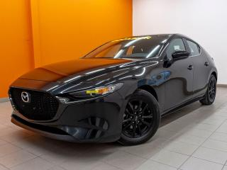 Used 2019 Mazda MAZDA3 Sport GX-SKY BLACK EDITION *SIEGES CHAUF* ALERTES *PROMO for sale in Mirabel, QC