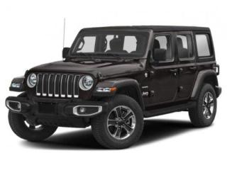 New 2020 Jeep Wrangler Unlimited Sahara for sale in Saskatoon, SK