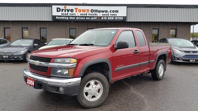 2004 Chevrolet Colorado LS 4x4