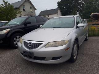 Used 2004 Mazda MAZDA6 for sale in Oshawa, ON