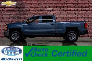 Used 2016 Chevrolet Silverado 2500 HD 4x4 Crew Cab LT Nav BCam for sale in Red Deer, AB