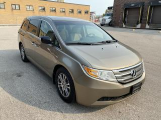 Used 2011 Honda Odyssey EX |POWER DOORS | HEATED SEATS | DVD | PRICE TO SELL for sale in Toronto, ON