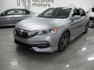 Used 2016 Honda Accord Sedan Sport for sale in Oakville, ON