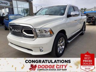 Used 2017 RAM 1500 Limited for sale in Saskatoon, SK