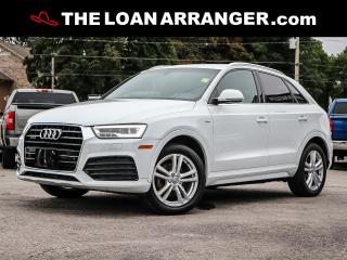 Used 2016 Audi Q3 for sale in Barrie, ON