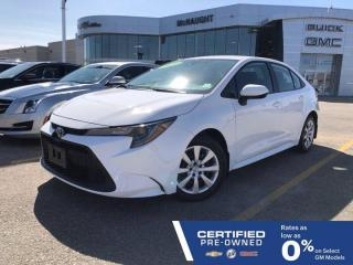 Used 2020 Toyota Corolla LE FWD | Radar Cruise Control | Heated Seats for sale in Winnipeg, MB