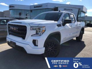Used 2019 GMC Sierra 1500 Elevation 4x4 Double Cab | Touchscreen Radio for sale in Winnipeg, MB