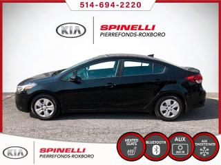 Used 2017 Kia Forte LX+ camera de recul / android auto + apple carplay for sale in Montréal, QC