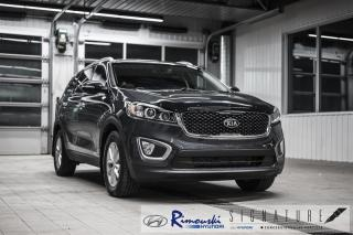 Used 2017 Kia Sorento AWD LX V6 7-Seater chez Rimouski Hyundai for sale in Rimouski, QC