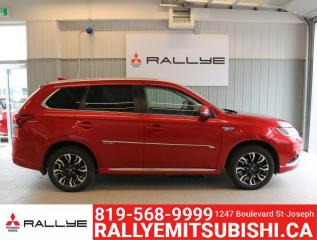 Used 2018 Mitsubishi Outlander Phev touring for sale in Gatineau, QC
