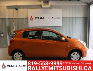 Used 2017 Mitsubishi Mirage ES for sale in Gatineau, QC