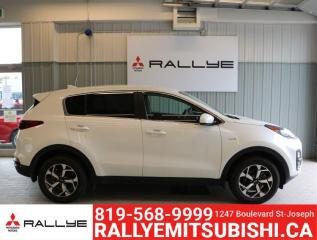 Used 2020 Kia Sportage LX for sale in Gatineau, QC