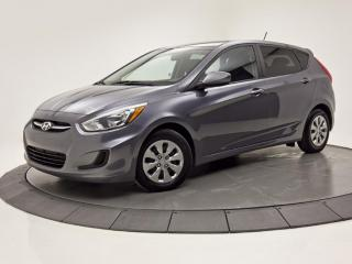 Used 2015 Hyundai Accent GL HATCHBACK SIÈGES CHAUFFANTS for sale in Brossard, QC