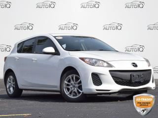 Used 2013 Mazda MAZDA3 GX AS IS | AUTOMATIC | BACKUP CAM | POWER WINDOWS/LOCKS | A/C for sale in Waterloo, ON
