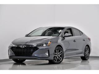 Used 2019 Hyundai Elantra Sport Turbo for sale in Brossard, QC