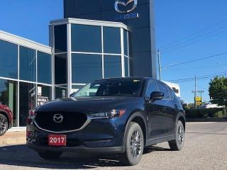 Used 2017 Mazda CX-5 GS WITH 2 SETS OF TIRES for sale in Ottawa, ON