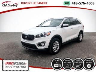 Used 2017 Kia Sorento * LX* UN SEUL PROPRIO* JAMAIS ACCIDENTÉ for sale in Québec, QC