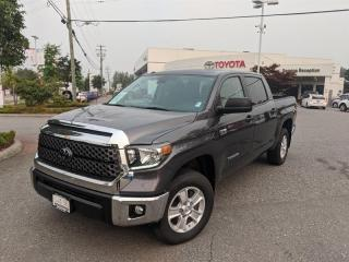 Used 2018 Toyota Tundra 4x4 CrewMax SR5 Plus 5.7 6A for sale in Surrey, BC