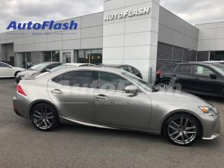 Used 2014 Lexus IS 250 *250 *F-SPORT *F-2 *CAMERA *GPS *TOIT-OUVRANT/ROOF for sale in St-Hubert, QC