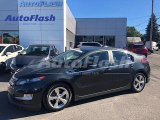 Used 2015 Chevrolet Volt ELECTRIQUE *CUIR/LEATHER *CAMERA *BLUETOOTH for sale in St-Hubert, QC