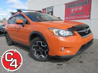 Used 2015 Subaru XV Crosstrek SPORT PKG  MAGS AWD AUTO for sale in St-Jérôme, QC